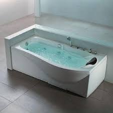 A bathtub is only meant to provide you with a pleasing bath. But in  comparison, a Jacuzzi ensures a satisfying massage within a hot and cold  water spa.