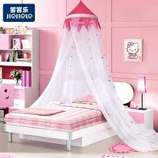 mosquito net 1 bed double home princess baby bedroom free installation of disney crib bedding