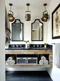 vintage style bathroom lighting. Industrial Vintage Style Bathroom Lighting