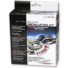 amazon com noco igk1440 delcotron installation kit automotive