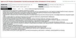 Ndt Technician Resume Sample Best Of Ndt Technician Resume Example Ndt Technician Resume Samples Velvet