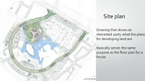 Drawings Site Drawings Site Plan Drawing That Shows An Interested Party What The