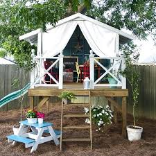 childrens wooden playhouse cascade playhouse