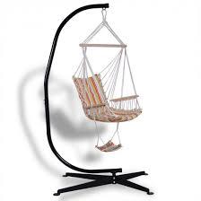 solid steel c hammock frame stand hammock parts accessories outdoor living lawn garden home garden
