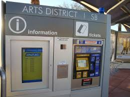 Ticket Vending Machine Las Vegas Impressive Las Vegas