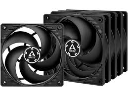 <b>Arctic P12</b> Value Pack, Pressure Optimized 120mm <b>fan</b> - 5pack ...