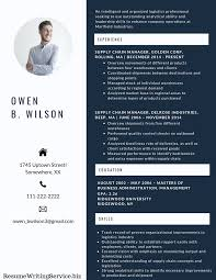 The Most Effective Supply Chain Manager Resume