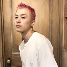 ムービングパンクショート メンズヘアスタイル髪型 Hair Me Up