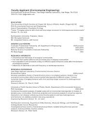 Cv English Example Education Resume Pdf Download