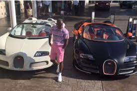 Wanna drive like floyd mayweather? Floyd Money Mayweather Splashes Out 4million On Two Outrageous Bugatti Veyron Super Cars To Add To His Glittering Collection The Sun