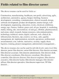 Example Resume Film Director Resume Ixiplay Free Resume Samples