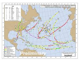 2018 Atlantic Hurricane Season The Year Of Florence And Michael