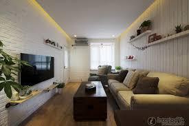 simple apartment living room ideas. Simple Flat Small Apartment Living Room Decoration Effect Ideas C