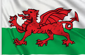 Bandiera Galles in vendita