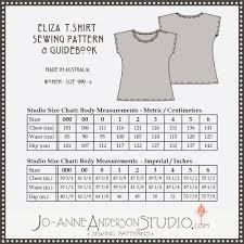 Blouse Measurement Chart Pdf Toffee Art