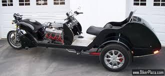 custom built motorcycle trike 2010
