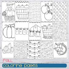 Fall coloring pages are a great way to learn about the season and explore colors. Paginas Para Colorear Otono Fall Coloring Pages Bilingual Marketplace