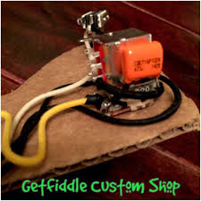 upgraded wiring harness coil split push pull pot bourns 1 volume prs upgraded wiring harness coil split push pull pot bourns 1 volume one tone