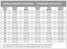 32 Accurate Sabelt Race Suit Size Chart