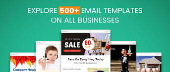 Ngo Newsletter Templates 500 Free Html Email Newsletter Templates For 2019 Formget