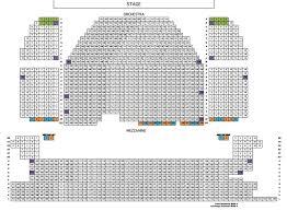 minskoff theatre seating plan