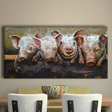 pig wall decor deck your walls and fill your home with christmas delight christmas  on wooden pig wall art with pig wall decor kemist orbitalshow