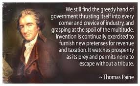 """Common Sense Thomas Paine Quotes Interesting A Time That €�Tried America's Common Sense"""" TheBrodcastnet"""