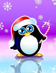 christmas penguin wallpaper. Fine Penguin Penguins  Animals Postcards Penguins Penguin Intended Christmas Penguin Wallpaper A