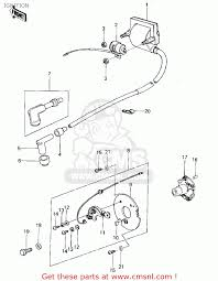 kawasaki kl250 wiring diagram kawasaki wiring diagrams 1980 ignition schematic