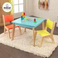 kids wooden table set lovely stunning modern kids table and chair set ideas liltigertoo
