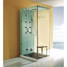 Super Luxury All In One Steam Shower Room