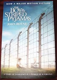 the boy in the striped pyjamas by john boyne a year warning contains spoilers