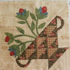 771 best Basket Quilts images on Pinterest | Quilt block patterns ... & Log Cabin Quilter: Sweet Grace and Block 2 of BOM Adamdwight.com