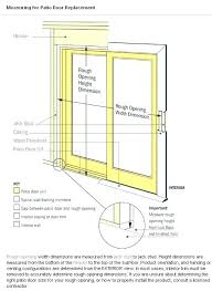 width of sliding glass doors standard sliding door widths sliding patio door dimensions s standard sliding