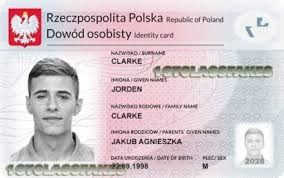Poland Id Fake Card 1stclassfakes
