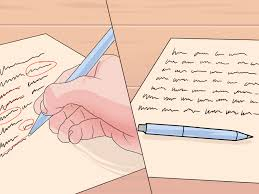 how to write a research essay pictures wikihow