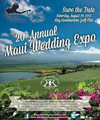 20th annual maui wedding expo hawaiibride Wedding Expo Maui maui expo 2015 709px wedding expo maine