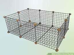 image titled make a guinea pig cage step 11