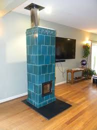 Kachelofen Tile Stove By Andrew Grzadziel Tile By Jessica