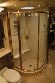 a truly luxurious rv shower