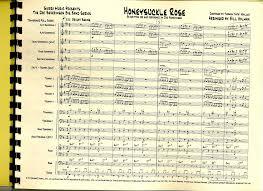Honeysuckle Rose By Composer Performer Jazz Ensemble