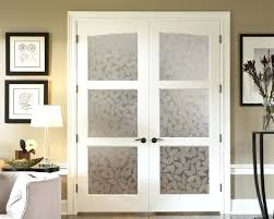custom interior french doors custom interior french doors with decorative frosted glass panels custom interior french