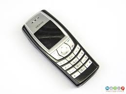 Nokia 6610 mobile phone