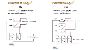 27 volt trolling motor diagram auto wiring today