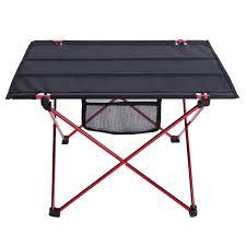Folding Table Outdoor Portable Camping Table Aluminium Alloy Ultra