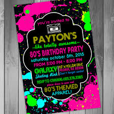 roller disco party invitation templates roller skate party roller skating party flyer popular items for 80s x3cb x3eparty