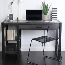 48-inch Charcoal Computer Desk - Free Shipping Today - Overstock.com -  17629051