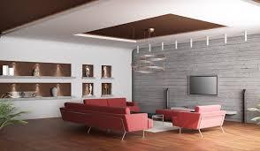 living room need false ceiling