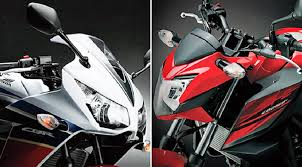 new car launches in japanAll New 2017 Honda CBR250R and CB250F Launched in Japan  Gets New