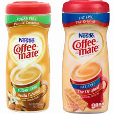 All products from coffee mate powder creamer flavors category are shipped worldwide with no additional fees. Low Point Coffee Creamers Weight Watchers Pointed Kitchen